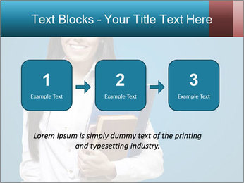 Pretty MBA Student PowerPoint Template - Slide 71