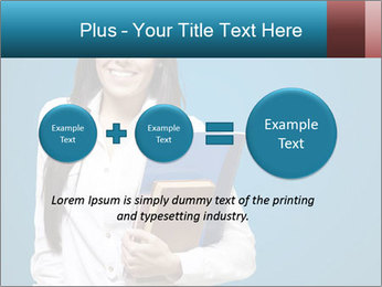 Pretty MBA Student PowerPoint Template - Slide 75