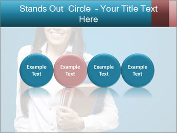 Pretty MBA Student PowerPoint Template - Slide 76