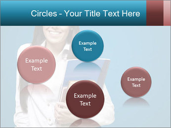 Pretty MBA Student PowerPoint Template - Slide 77