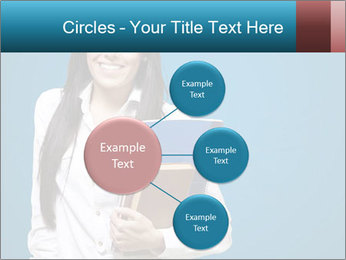 Pretty MBA Student PowerPoint Template - Slide 79