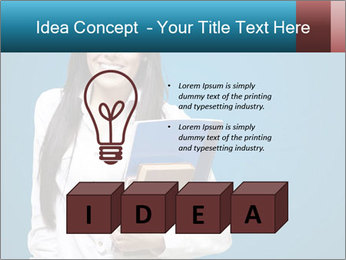 Pretty MBA Student PowerPoint Template - Slide 80
