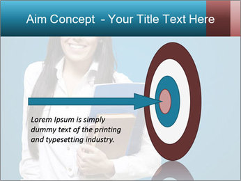 Pretty MBA Student PowerPoint Template - Slide 83