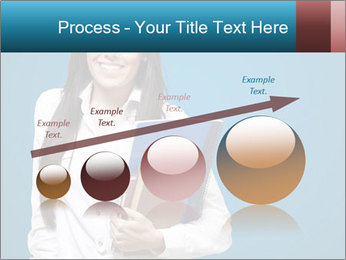 Pretty MBA Student PowerPoint Template - Slide 87