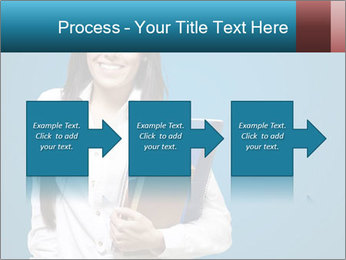 Pretty MBA Student PowerPoint Template - Slide 88