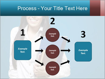Pretty MBA Student PowerPoint Template - Slide 92