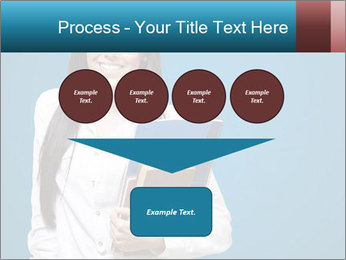 Pretty MBA Student PowerPoint Template - Slide 93