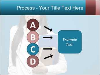 Pretty MBA Student PowerPoint Template - Slide 94