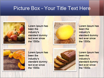 Baked Pumpkin PowerPoint Template - Slide 14