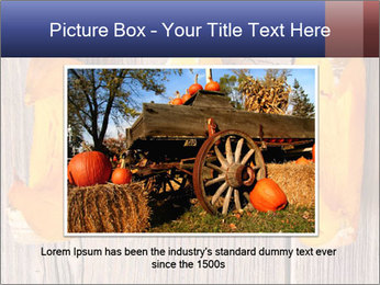 Baked Pumpkin PowerPoint Template - Slide 15