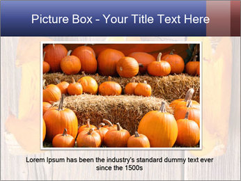 Baked Pumpkin PowerPoint Template - Slide 16