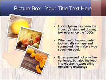 Baked Pumpkin PowerPoint Template - Slide 17