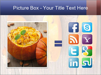 Baked Pumpkin PowerPoint Template - Slide 21