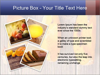 Baked Pumpkin PowerPoint Template - Slide 23