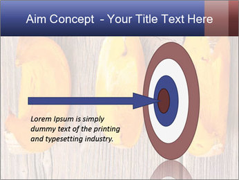 Baked Pumpkin PowerPoint Template - Slide 83