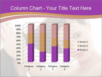 Long Dark Hair PowerPoint Templates - Slide 50
