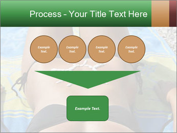 Woman With Bronze Skin PowerPoint Template - Slide 93