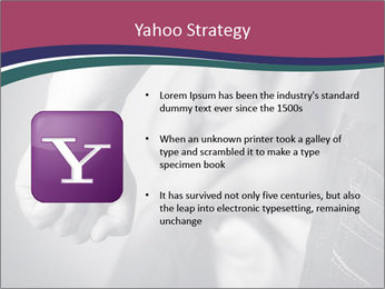 Violence In Family PowerPoint Template - Slide 11
