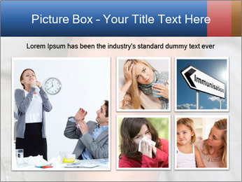 Bad Skin Condition PowerPoint Template - Slide 19