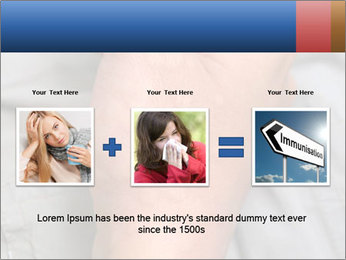 Bad Skin Condition PowerPoint Template - Slide 22
