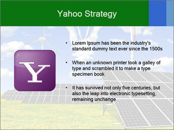 Solar Pannel Concept PowerPoint Template - Slide 11