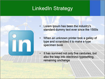 Solar Pannel Concept PowerPoint Template - Slide 12