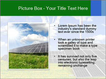 Solar Pannel Concept PowerPoint Template - Slide 13