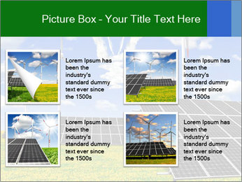 Solar Pannel Concept PowerPoint Templates - Slide 14