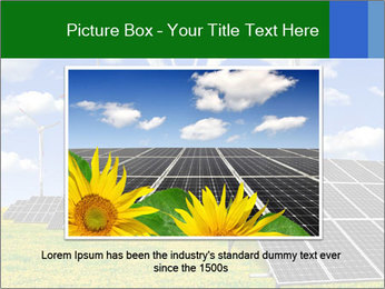 Solar Pannel Concept PowerPoint Template - Slide 15