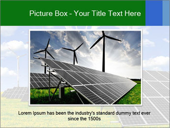 Solar Pannel Concept PowerPoint Templates - Slide 16