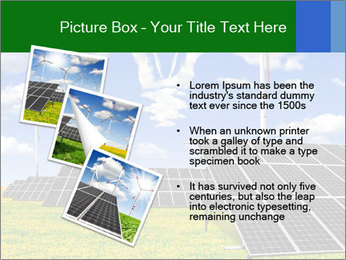 Solar Pannel Concept PowerPoint Templates - Slide 17