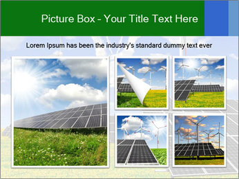 Solar Pannel Concept PowerPoint Template - Slide 19