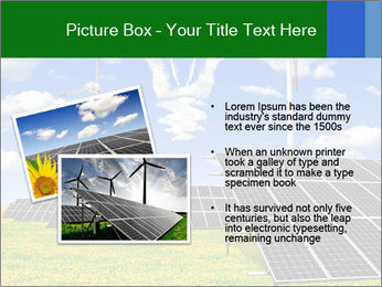 Solar Pannel Concept PowerPoint Templates - Slide 20