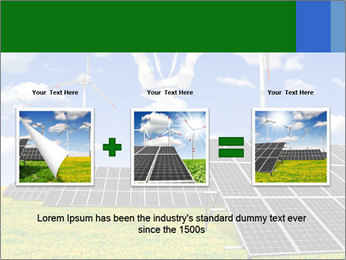 Solar Pannel Concept PowerPoint Template - Slide 22