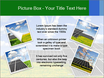 Solar Pannel Concept PowerPoint Templates - Slide 24