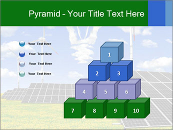 Solar Pannel Concept PowerPoint Templates - Slide 31