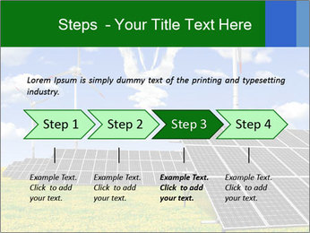Solar Pannel Concept PowerPoint Template - Slide 4