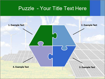 Solar Pannel Concept PowerPoint Templates - Slide 40