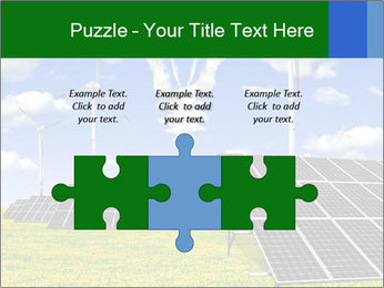 Solar Pannel Concept PowerPoint Template - Slide 42