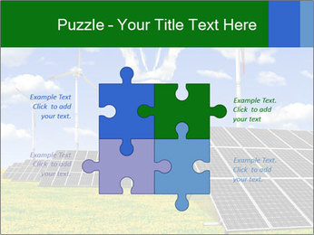 Solar Pannel Concept PowerPoint Template - Slide 43