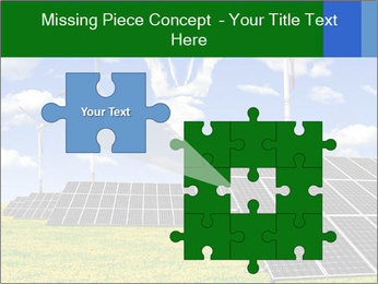 Solar Pannel Concept PowerPoint Template - Slide 45