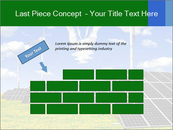 Solar Pannel Concept PowerPoint Template - Slide 46