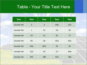Solar Pannel Concept PowerPoint Template - Slide 55
