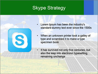 Solar Pannel Concept PowerPoint Template - Slide 8