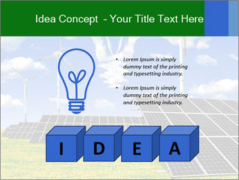 Solar Pannel Concept PowerPoint Template - Slide 80