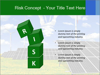 Solar Pannel Concept PowerPoint Template - Slide 81