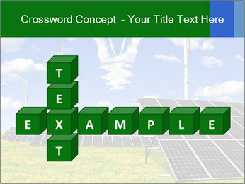 Solar Pannel Concept PowerPoint Template - Slide 82