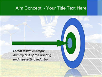 Solar Pannel Concept PowerPoint Template - Slide 83