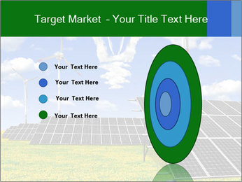 Solar Pannel Concept PowerPoint Template - Slide 84