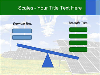 Solar Pannel Concept PowerPoint Template - Slide 89